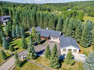 Main Photo: 14 MOUNTAIN LION Drive: Bragg Creek Detached for sale : MLS®# A1026882