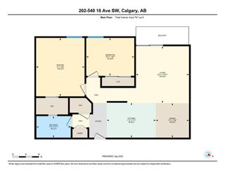 Photo 31: 202 540 18 Avenue SW in Calgary: Cliff Bungalow Apartment for sale : MLS®# A1032645