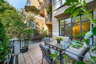 """Photo 26: 154 2175 SALAL Drive in Vancouver: Kitsilano Condo for sale in """"The Savona"""" (Vancouver West)  : MLS®# R2497423"""