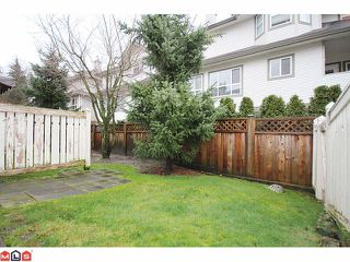 "Photo 10: 78 8844 208TH Street in Langley: Walnut Grove Townhouse for sale in ""MAYBERRY"" : MLS®# F1203954"