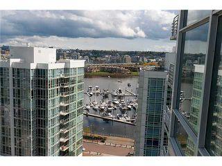 "Photo 2: 1805 198 AQUARIUS MEWS in Vancouver: Yaletown Condo for sale in ""AQUARIUS II"" (Vancouver West)  : MLS®# V948832"