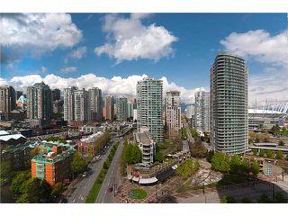 "Photo 4: 1805 198 AQUARIUS MEWS in Vancouver: Yaletown Condo for sale in ""AQUARIUS II"" (Vancouver West)  : MLS®# V948832"