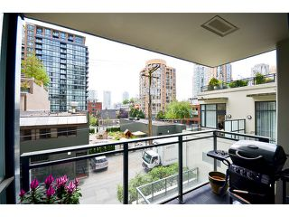 Photo 10: 209 1082 SEYMOUR Street in Vancouver: Downtown VW Condo for sale (Vancouver West)  : MLS®# V963736