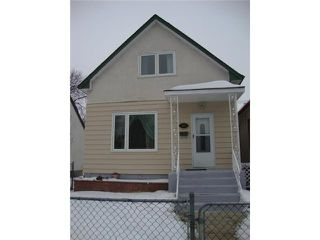 Photo 1: 1611 Alexander Avenue West in WINNIPEG: Brooklands / Weston Residential for sale (West Winnipeg)  : MLS®# 1223723