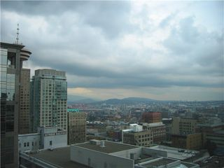Photo 9: 907 610 GRANVILLE Street in Vancouver: Downtown VW Condo for sale (Vancouver West)  : MLS®# V999353