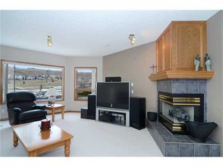 Photo 15: 86 GLENEAGLES View: Cochrane Residential Detached Single Family for sale : MLS®# C3563788