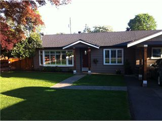Photo 1: 1345 COTTONWOOD CR in North Vancouver: Norgate House for sale : MLS®# V1008223