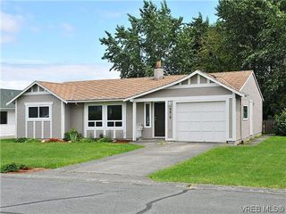 Photo 1: 9619 Barnes Pl in SIDNEY: Si Sidney South-West Single Family Detached for sale (Sidney)  : MLS®# 641441