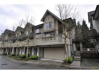 Photo 1: 20 8415 CUMBERLAND Place in Burnaby East: The Crest Home for sale ()  : MLS®# V930578