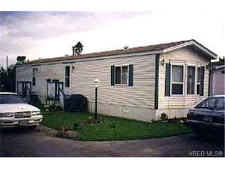 Main Photo: 27 7021 W Grant Rd in SOOKE: Sk John Muir Manufactured Home for sale (Sooke)  : MLS®# 302076