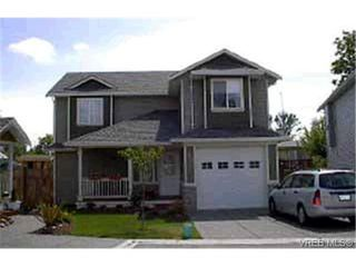 Photo 1: 4074 Willowbrook Pl in VICTORIA: SW Glanford Single Family Detached for sale (Saanich West)  : MLS®# 311857