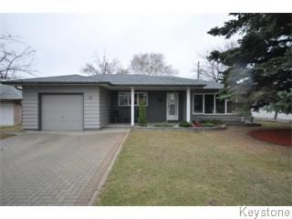 Photo 1: 35 Daffodil Street in Winnipeg: West Kildonan / Garden City Single Family Detached for sale (North West Winnipeg)  : MLS®# 1206808