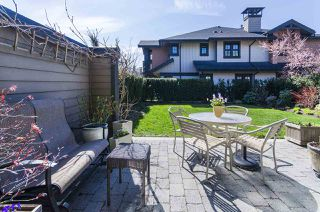Photo 3: 42 3639 ALDERCREST DRIVE in North Vancouver: Roche Point Townhouse for sale : MLS®# R2354017