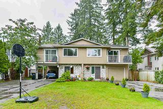 Main Photo: 2680 TUOHEY Avenue in Port Coquitlam: Woodland Acres PQ House 1/2 Duplex for sale : MLS®# R2404534