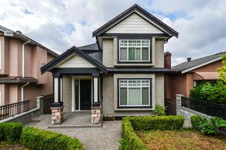 Main Photo: 6183 DUMFRIES Street in Vancouver: Knight House for sale (Vancouver East)  : MLS®# R2404954
