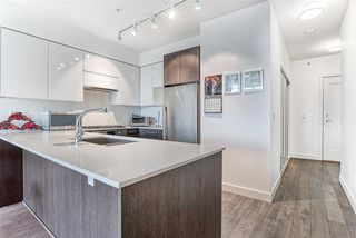 "Photo 3: 409 3971 HASTINGS Street in Burnaby: Vancouver Heights Condo for sale in ""VERDI"" (Burnaby North)  : MLS®# R2410838"