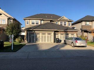 Main Photo: 7446 Ellesmere Way: Sherwood Park House Half Duplex for sale : MLS®# E4176891