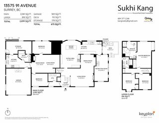 """Photo 20: 13575 91 Avenue in Surrey: Queen Mary Park Surrey House for sale in """"Queen Mary Park"""" : MLS®# R2428853"""