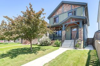 Main Photo: 22 BRIDLECREST Garden SW in Calgary: Bridlewood Detached for sale : MLS®# C4306282