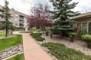 Photo 37: 405 8922 156 Street in Edmonton: Zone 22 Condo for sale : MLS®# E4206457