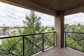 Photo 19: 405 8922 156 Street in Edmonton: Zone 22 Condo for sale : MLS®# E4206457