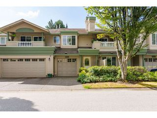 "Photo 1: 157 13888 70 Avenue in Surrey: East Newton Townhouse for sale in ""CHELSEA GARDENS"" : MLS®# R2490894"