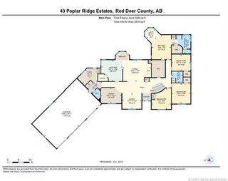 Photo 27: 43 28342 W Township Road 384 in Rural Red Deer County: Poplar Ridge Residential for sale : MLS®# A1030728