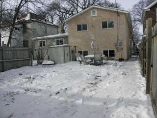 Photo 17: 837 Strathcona Street in WINNIPEG: West End / Wolseley Residential for sale (West Winnipeg)  : MLS®# 1203367