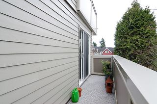 """Photo 9: 203 1775 W 11TH Avenue in Vancouver: Fairview VW Condo for sale in """"RAVENWOOD"""" (Vancouver West)  : MLS®# V938148"""