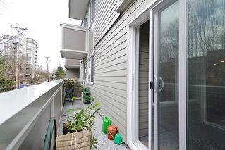 """Photo 8: 203 1775 W 11TH Avenue in Vancouver: Fairview VW Condo for sale in """"RAVENWOOD"""" (Vancouver West)  : MLS®# V938148"""