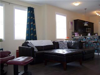 Photo 4: 901 1001 EIGHTH Street NW in : Airdrie Townhouse for sale : MLS®# C3529500
