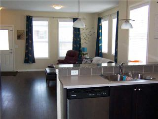 Photo 7: 901 1001 EIGHTH Street NW in : Airdrie Townhouse for sale : MLS®# C3529500