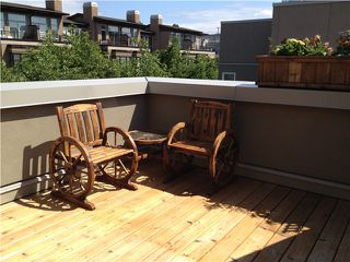 """Photo 9: 412 2181 W 12TH Avenue in Vancouver: Kitsilano Condo for sale in """"CARLINGS"""" (Vancouver West)  : MLS®# V966699"""