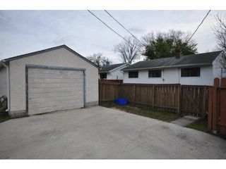 Photo 20: 713 Ravelston Avenue West in WINNIPEG: Transcona Residential for sale (North East Winnipeg)  : MLS®# 1220719