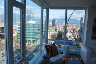 Photo 12: 2510 161 West Georgia Street in Vancouver: Downtown VW Condo for sale (Vancouver West)  : MLS®# v974384