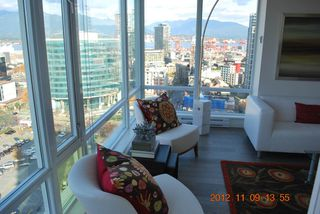 Photo 11: 2510 161 West Georgia Street in Vancouver: Downtown VW Condo for sale (Vancouver West)  : MLS®# v974384