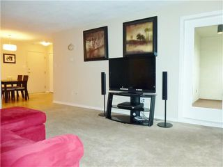 "Photo 5: 215 1955 WOODWAY Place in Burnaby: Brentwood Park Condo for sale in ""DOUGLAS VIEW"" (Burnaby North)  : MLS®# V995901"