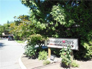 """Photo 18: 2331 MOUNTAIN Highway in North Vancouver: Lynn Valley Townhouse for sale in """"Yorkwood Park"""" : MLS®# V1015049"""