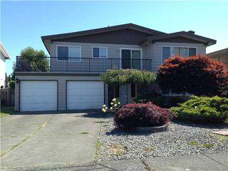 Photo 1: 4080 AMUNDSEN PL in Richmond: Quilchena RI House for sale : MLS®# V1015519