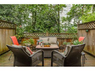 Photo 9: 241 BALMORAL Place in Port Moody: North Shore Pt Moody Townhouse for sale : MLS®# V1021007