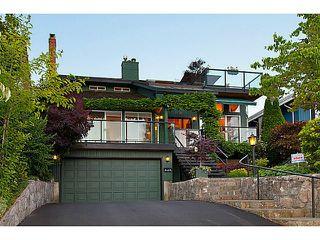 Photo 1: 4130 ST PAULS AV in North Vancouver: Upper Lonsdale House for sale : MLS®# V1037997
