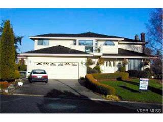 Photo 1: 4469 Houlihan Crt in VICTORIA: SE Gordon Head Single Family Detached for sale (Saanich East)  : MLS®# 302826