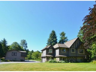 Photo 2: 21964 6TH AV in Langley: Campbell Valley House for sale : MLS®# F1417390
