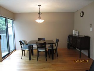 Photo 4: 5827 MAYVIEW CR in Burnaby: Burnaby Lake Townhouse for sale (Burnaby South)  : MLS®# V1060467