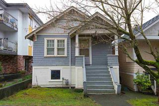 Main Photo: 1546 E 3RD AVENUE in Vancouver: Grandview VE House for sale (Vancouver East)  : MLS®# R2037642