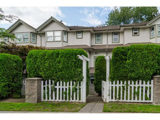 Photo 1: 10 20875 88 AVENUE in Langley: Walnut Grove Townhouse for sale : MLS®# R2089960