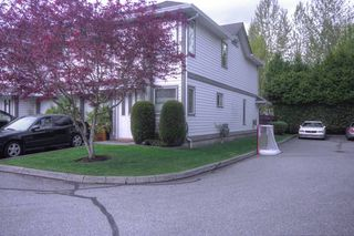 Main Photo:  in Maple Ridge: Townhouse for rent