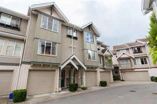 Photo 1: 47-6651 203 Street in Langley: Willoughby Heights Townhouse for sale : MLS®# R2377385