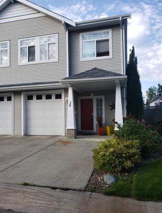 Main Photo: 24 200 ERIN RIDGE Drive: St. Albert Townhouse for sale : MLS®# E4172207