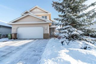 Main Photo: 27 NORFOLK Close: St. Albert House for sale : MLS®# E4179747